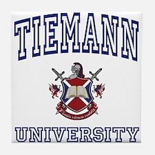 TIEMANN University Tile Coaster