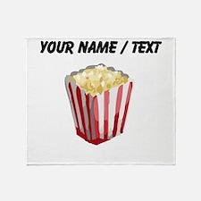 Custom Popcorn Throw Blanket
