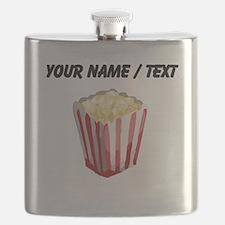 Custom Popcorn Flask