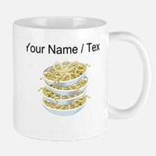 Custom Bowls Of Noodles Mugs