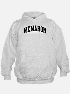 MCMAHON (curve-black) Hoodie