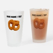 Custom Onion Rings Drinking Glass