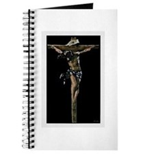 Jesus on the Cross Journal