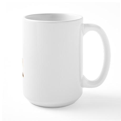 King Daddy Royal Crown Large Mug