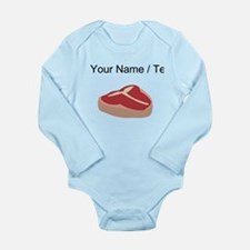 Custom T Bone Steak Body Suit
