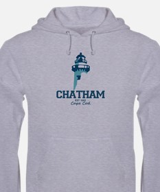 Chatham. Cape Cod. Lighthouse De Jumper Hoody