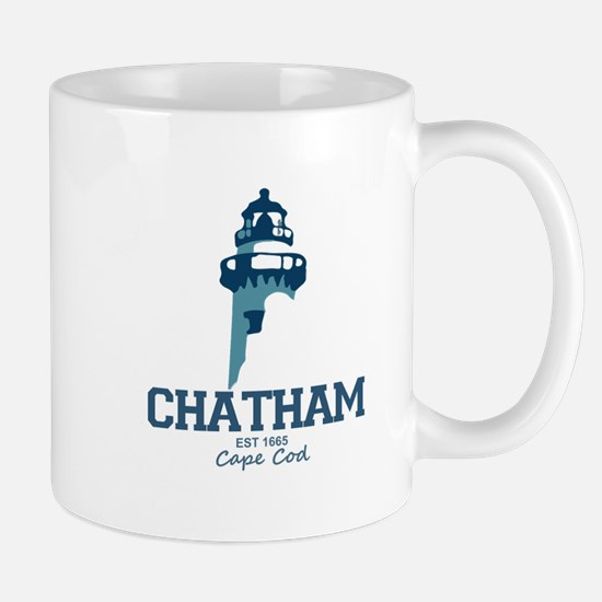 Chatham. Cape Cod. Lighthouse Design. Mug