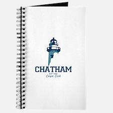 Chatham. Cape Cod. Lighthouse Design. Journal