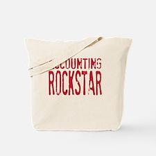 Accounting Rockstar Tote Bag