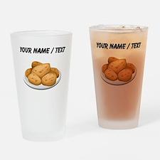 Custom Hot Potatoes Drinking Glass