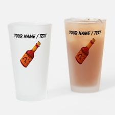 Custom Hot Sauce Drinking Glass