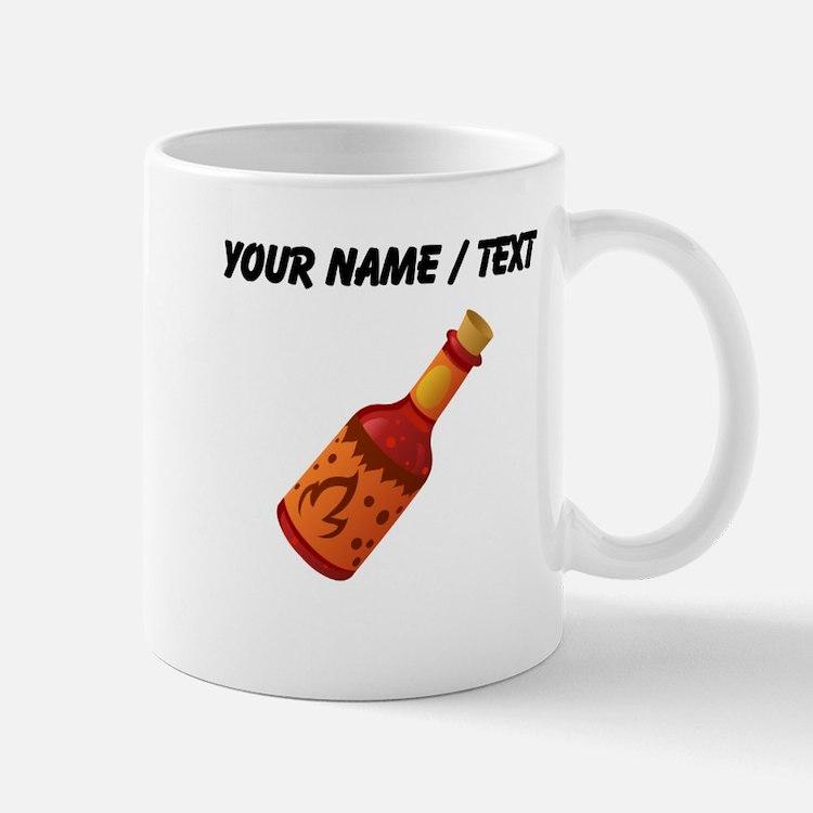 Custom Hot Sauce Mugs