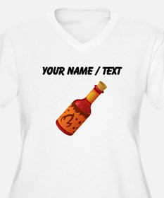 Custom Hot Sauce Plus Size T-Shirt