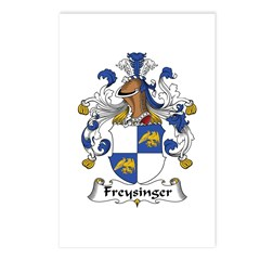 Freysinger Postcards (Package of 8)