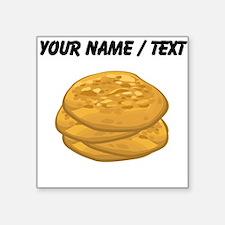 Custom Fry Bread Sticker