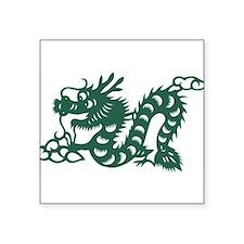 Dragon Chinese East Asian Astrology Zodiac Sticker