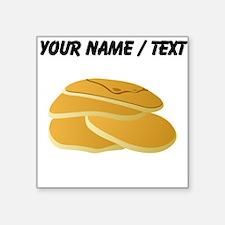 Custom Pancakes Sticker