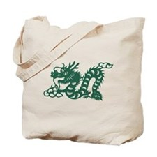 Dragon Chinese East Asian Astrology Zodia Tote Bag
