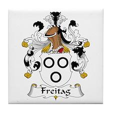 Freitag Tile Coaster