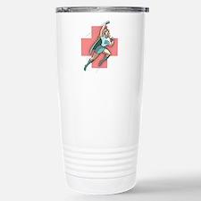 Remarkable Nurse Stainless Steel Travel Mug