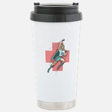 Remarkable Nurse Travel Mug