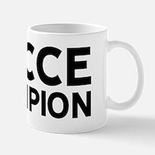 Bocce Champion Mug