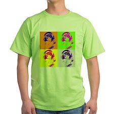 Haruhi Suzumiya no Warhol T-Shirt
