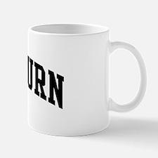 BLACKBURN: retired not expire Mug