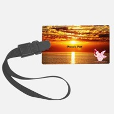 Heaven's path Luggage Tag