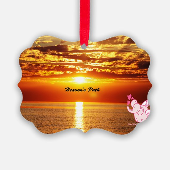 Heaven's path Ornament