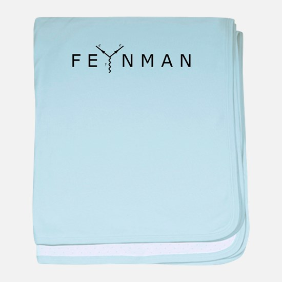 Feynman baby blanket