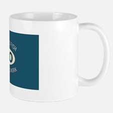 80th Birthday Fishing Mugs