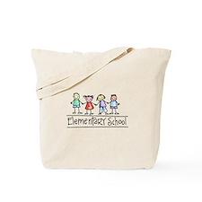 Elementary School Tote Bag