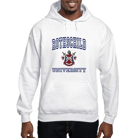 ROTHSCHILD University Hooded Sweatshirt
