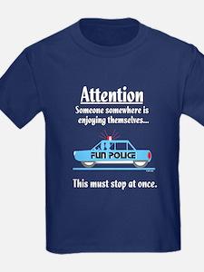 Fun Police T