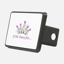 If The Tiara Fits... Hitch Cover