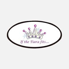 If The Tiara Fits... Patches