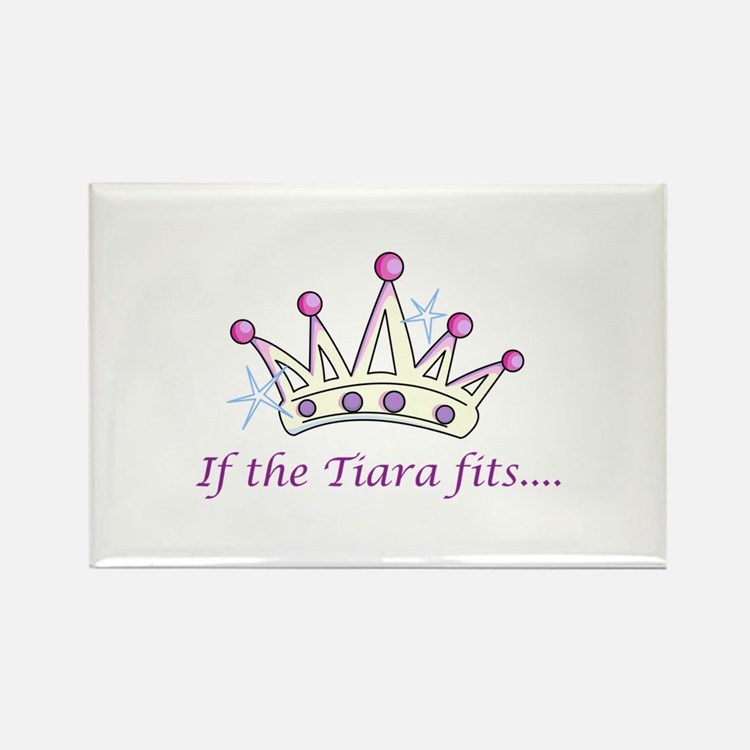 If The Tiara Fits... Magnets