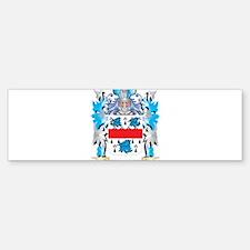 Miller Coat of Arms - Family Crest Bumper Bumper Bumper Sticker