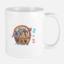 Two By Two Mugs