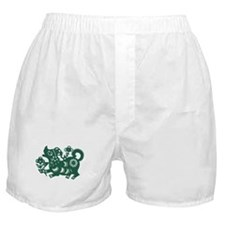 Dog Chinese East Asian Astrology Zodi Boxer Shorts