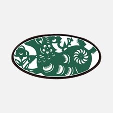 Dog Chinese East Asian Astrology Zodiac Si Patches