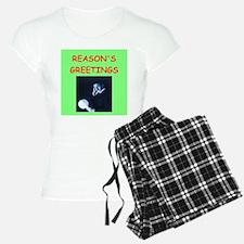 Unique Physics christmas Pajamas