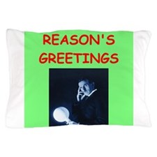 Cute Physics christmas Pillow Case
