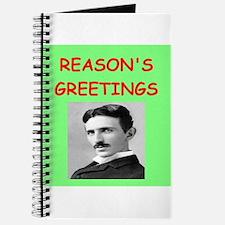 Unique Physics christmas Journal