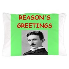 Cool Physics christmas Pillow Case