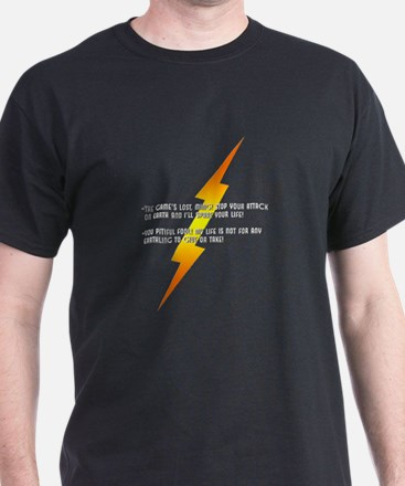 Funny Flash gordon T-Shirt