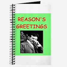 Funny Physics christmas Journal