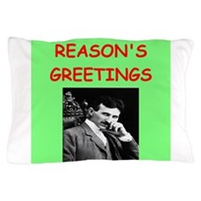 Funny Physics christmas Pillow Case