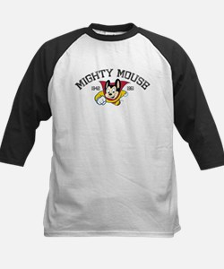 Retro Mighty Mouse Baseball Jersey
